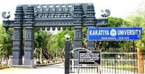 kakatiya unversity